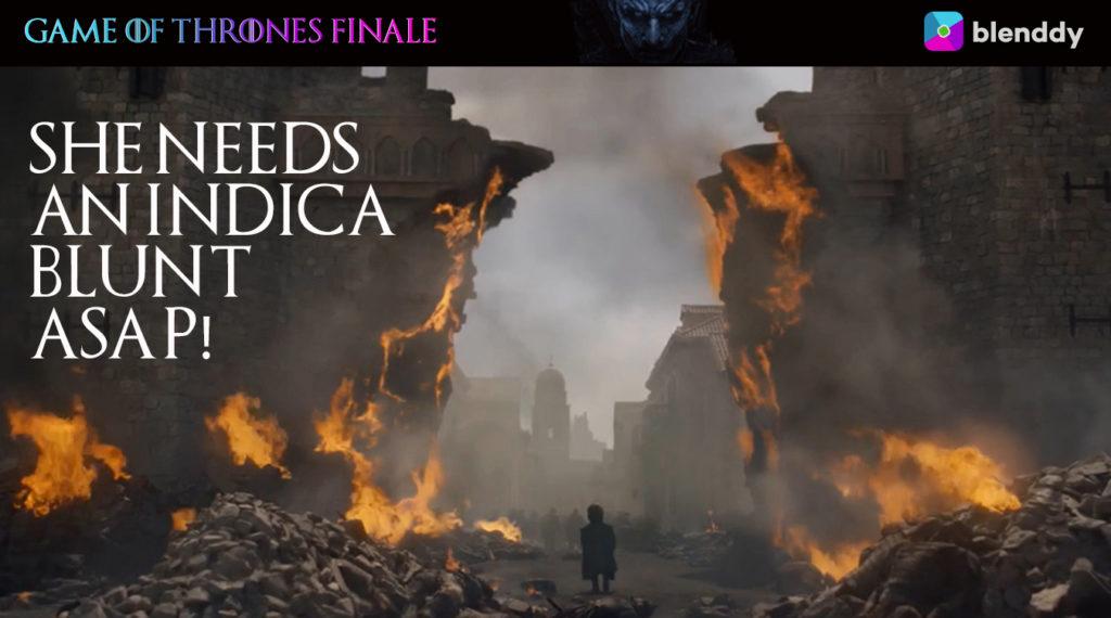 Game of Thrones Ending Meme