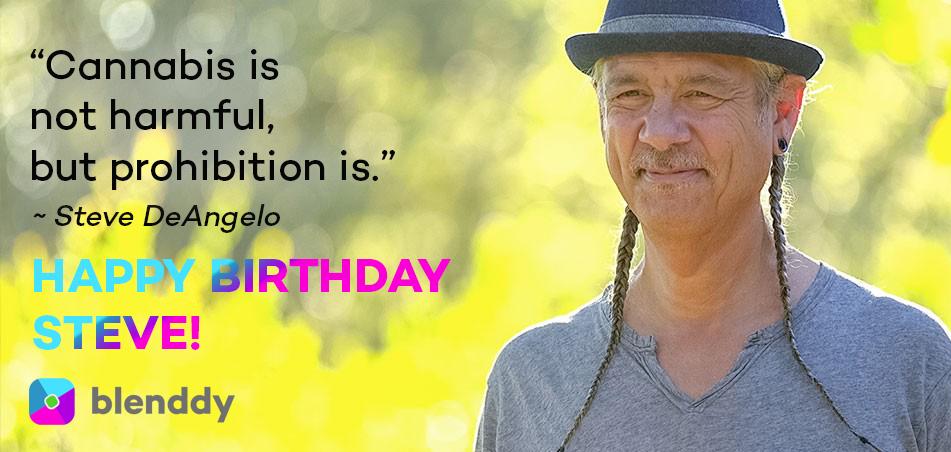 Steve DeAngelo Birthday