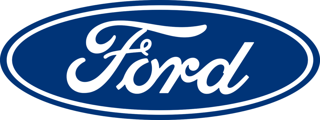 Modern Ford Logo